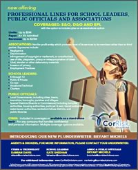 School Leaders, Public Officials & Associations