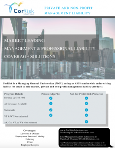 Management & Liability Highlights